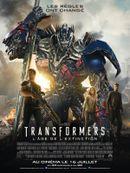 Affiche Transformers : L'Âge de l'extinction