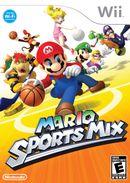 Jaquette Mario Sports Mix