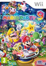 Jaquette Mario Party 9