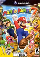 Jaquette Mario Party 7