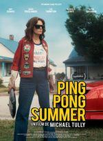 Affiche Ping Pong Summer