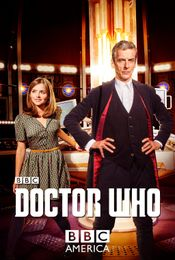 Affiche Dr Who (2005)