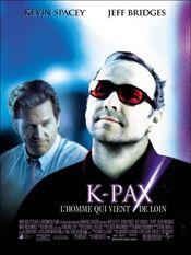 Affiche K-Pax, l'homme qui vient de loin