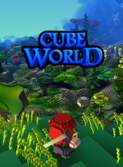 Jaquette Cube World