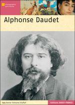 Couverture Biographie de Alphonse Daudet