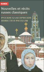 Couverture Nouvelles et récits russes classiques
