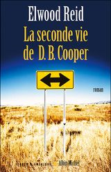 Couverture La seconde vie de D.B. Cooper