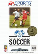 Jaquette FIFA International Soccer