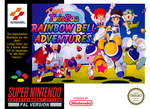 Jaquette Pop'n TwinBee : Rainbow Bell Adventures
