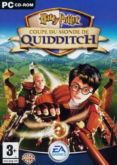 Jaquette Harry Potter : Coupe du Monde de Quidditch