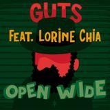 Pochette Open Wide (EP)
