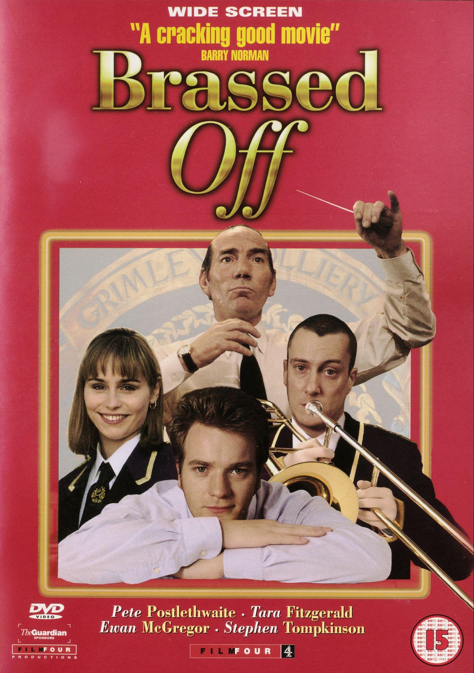[好雷] 奏出新希望 Brassed Off (1996 英國片)