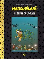 Couverture Le défilé du jaguar - Marsupilami : la collection (Hachette), tome 13