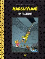 Couverture Un fils en or - Marsupilami : la collection (Hachette), tome 14