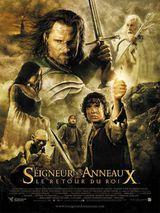 Affiche Le Seigneur des Anneaux : Le Retour du roi