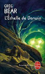 Couverture L'échelle de Darwin