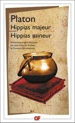 Couverture Hippias majeur • Hippias mineur