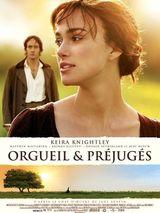 Affiche Orgueil & Préjugés