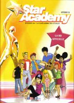 Couverture Star Academy, tome 1