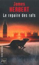 Couverture Le Repaire des rats