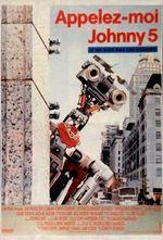 Affiche Appelez-moi Johnny 5