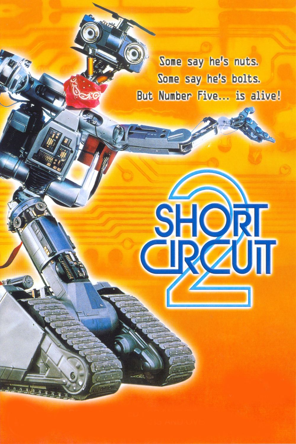 a review of the movie short circuit Movie review july 6, 1988 ''short circuit 2,'' a sequel to the 1985 comedy that became a best seller as a video cassette, is about the mechanically cute robot, now named johnny five, and his adventures in a big unnamed city that is.