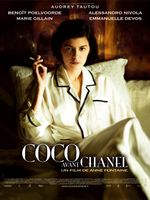 Affiche Coco avant Chanel