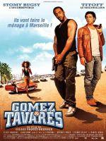 Affiche Gomez & Tavarès