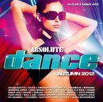 Pochette Absolute Dance Autumn 2012