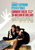 Affiche Comment voler un million de dollars
