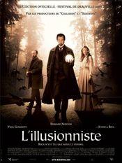 Affiche L'Illusionniste