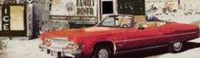 Cover À écouter dans une Cadillac décapotable rouge, sur la Route 66 [LISTE PARTICIPATIVE]
