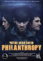 Affiche Metal Gear Solid : Philanthropy