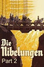 Affiche Les Nibelungen : La vengeance de Kriemhild