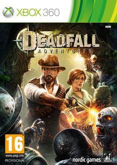 Jaquette Deadfall Adventures