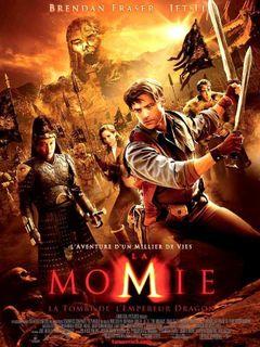 Affiche La Momie : La Tombe de l'Empereur Dragon