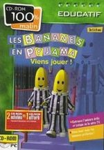 Jaquette Les bananes en pyjama