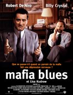 Affiche Mafia Blues