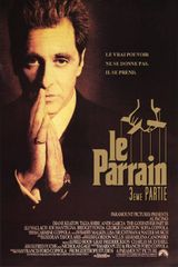 Affiche Le Parrain : 3e Partie