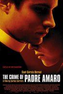Affiche Le Crime du père Amaro