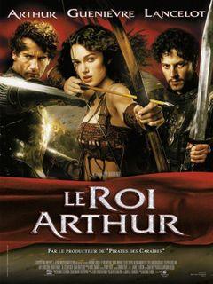 Affiche Le Roi Arthur