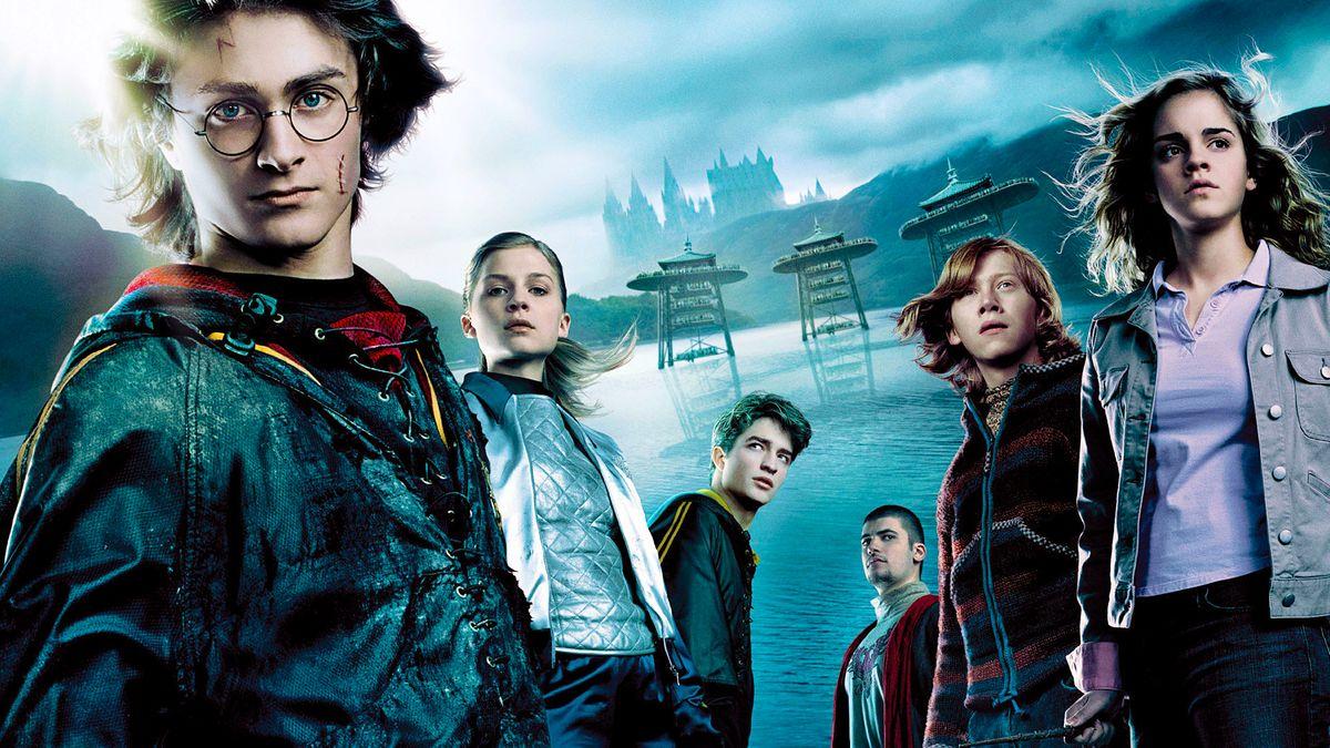 Harry potter et la coupe de feu film 2005 senscritique - Harry potter et la coupe de feu bande annonce vf ...