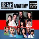 Pochette Grey's Anatomy, Vol. 1, 2 & 3 (Original Soundtrack) (OST)