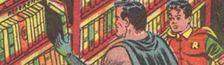 Cover Chauve-souris de bibliothèque.