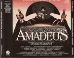 Pochette Amadeus (OST)