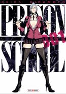 Couverture Prison School
