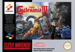 Jaquette Super Castlevania IV