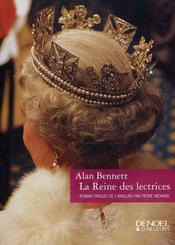 Couverture La Reine des lectrices