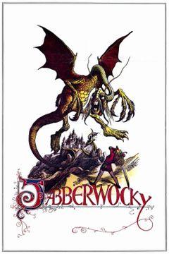 Affiche Jabberwocky