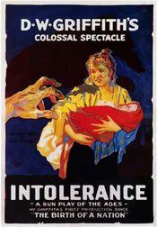 Affiche Intolérance